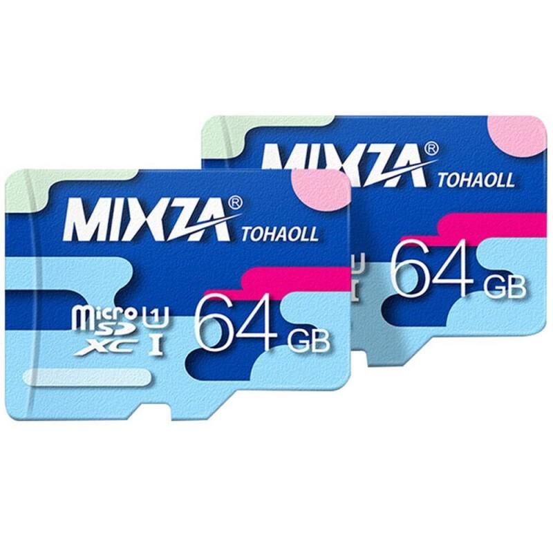 Micro SDHC Class 10 - 64 GB