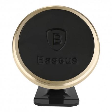 Baseus Magnetische Autohalterung 360° - Gold