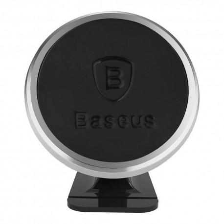 Baseus Magnetische Autohalterung 360° - Silber