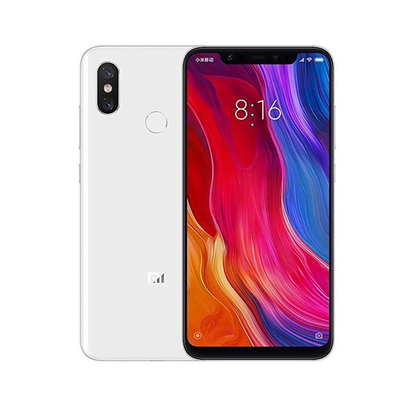 -Aussteller- Xiaomi Mi 8 -6GB/64GB - Weiss