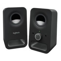 Logitech Z150 | Multimedia Lautsprecher 3,5mm Klinke, 6 Watt, kabelgebunden